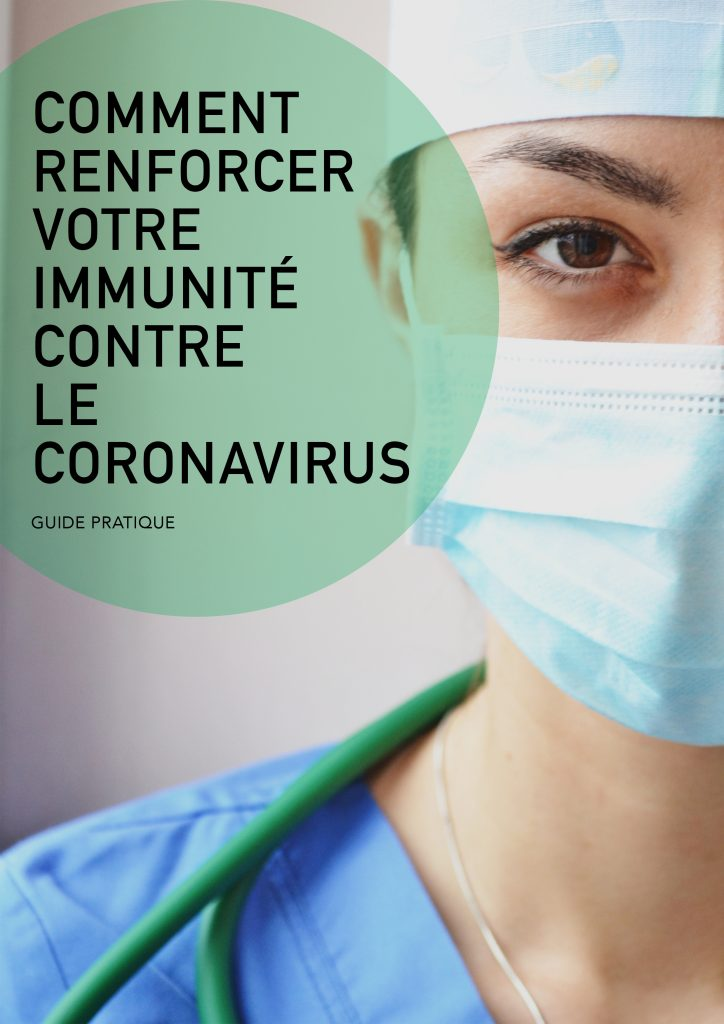 renforcer votre immunité contre le coronavirus
