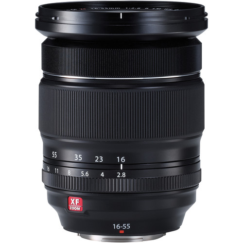 Fujifilm XF 16-55mm f/2.8 R LM WR - Les meilleurs objectifs pour le Fujifilm X-T4