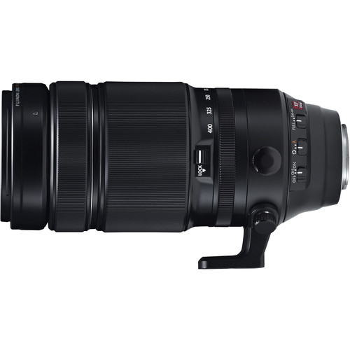 Fujifilm XF 100-400mm f/4.5-5.6 R LM OIS WR - Les meilleurs objectifs pour le Fujifilm X-T4