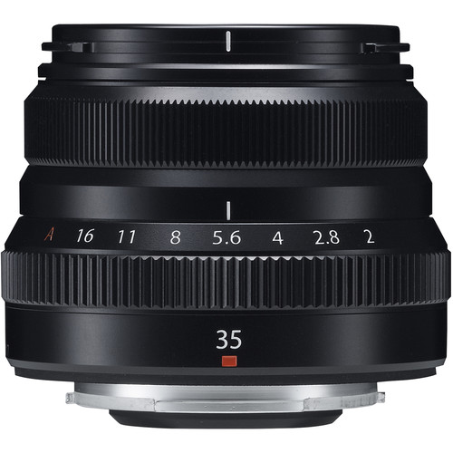 Fujifilm XF 35mm f/2 R WR - Les meilleurs objectifs pour le Fujifilm X-T4
