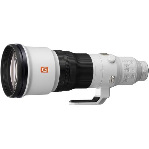Sony FE 600mm f/4 GM OSS | Meilleurs objectifs recommandés pour le Sony a7R IV