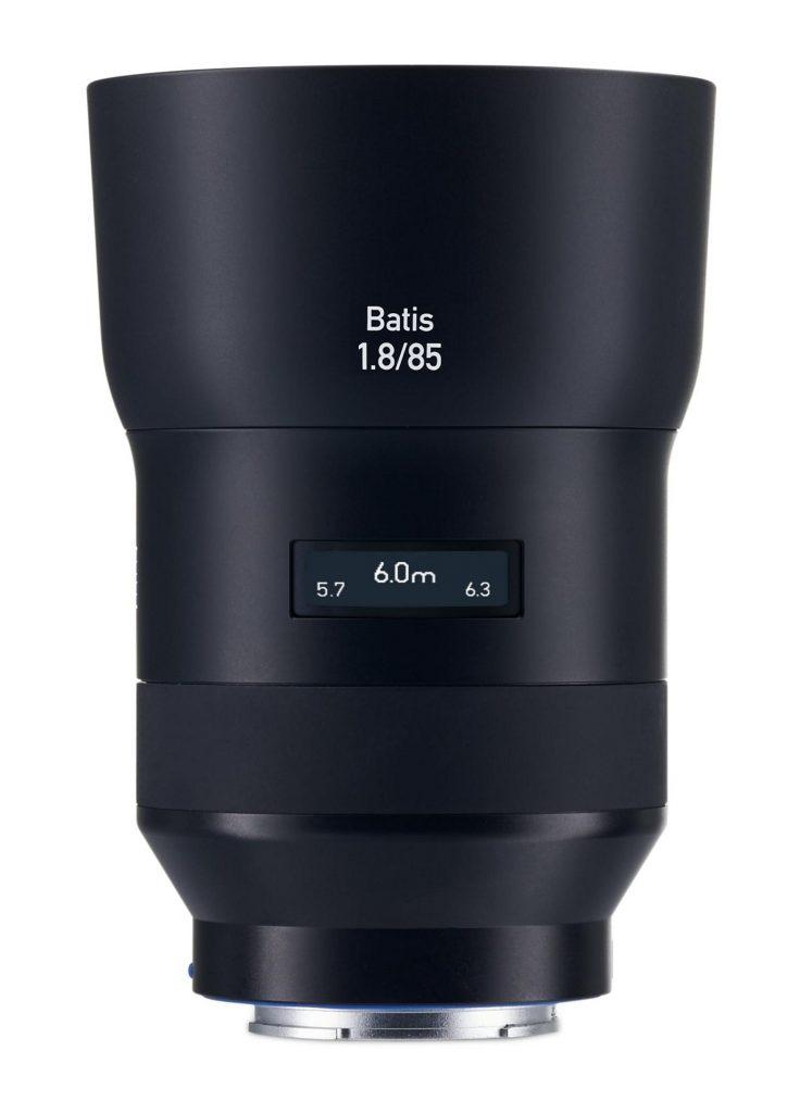 Zeiss Batis 85mm f/1.8 | Meilleurs objectifs recommandés pour le Sony a7R IV
