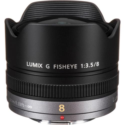 meilleur objectif fisheye Panasonic compatible Olympus OMD EM 1 III